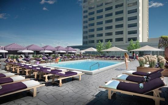 The Chelsea: The Fifth Floor Pool