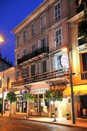 Hôtel Richelieu : Facade