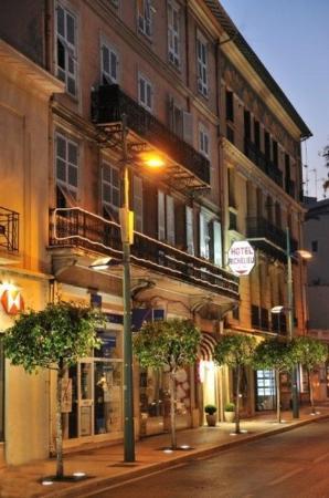 Hotel Richelieu Bewertungen Fotos Preisvergleich Menton Frankreich