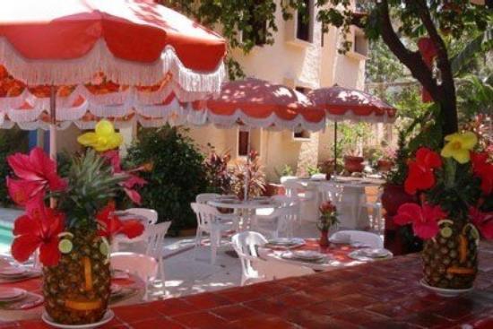 Villas Miramar: Bar-Lounge