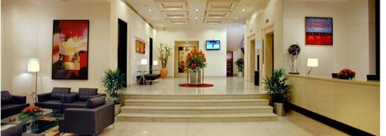 Fortune Inn Sree Kanya: Lobby