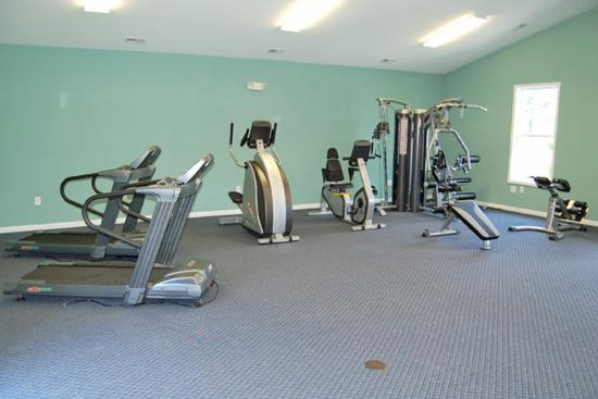 Myrtlewood Villas: Gym