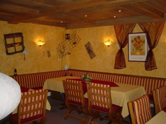 Ferienhotel Hahn : Restaurant