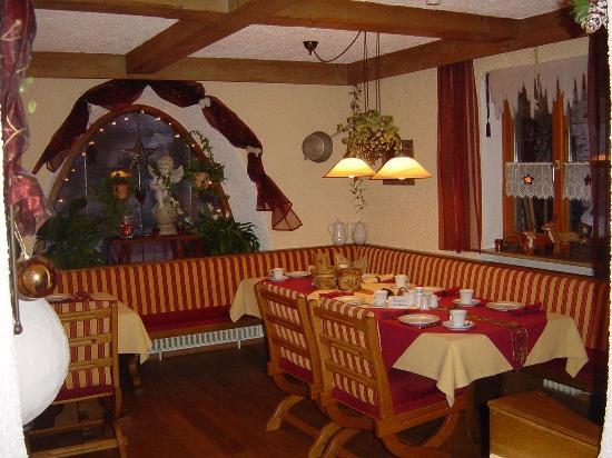Ferienhotel Hahn : double room