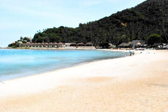 The Sarann: Chawengnoi Beach