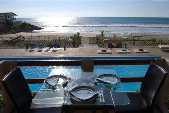 Palmazul Hotel & Spa: Dining View