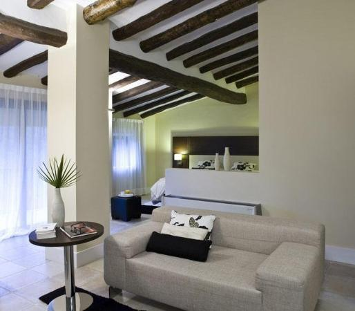 Hotel La Heredad Mas Collet: Room
