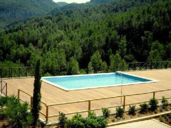 Hotel La Heredad Mas Collet: Swimming Pool