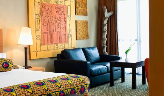 Le Meridien Ibom Hotel & Golf Resort: Executive Suite