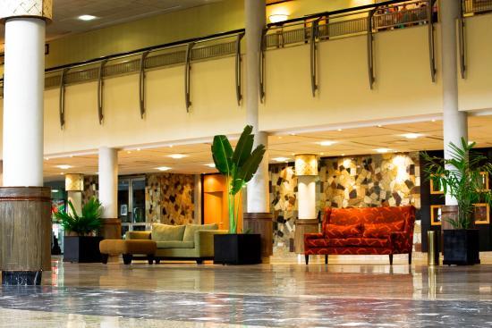 Le Meridien Ibom Hotel & Golf Resort: Lobby