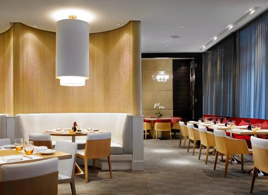 Shangri-La Hotel, Vancouver: Market By Jean-Georges Dining Room