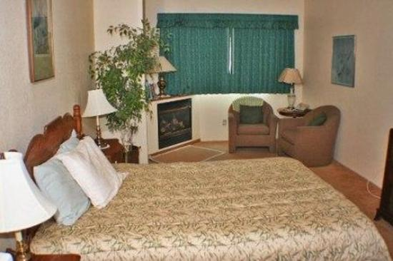 Gualala Country Inn: Guest room with 1 queen bed