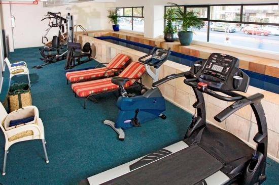 Fountains Hotel: Gym