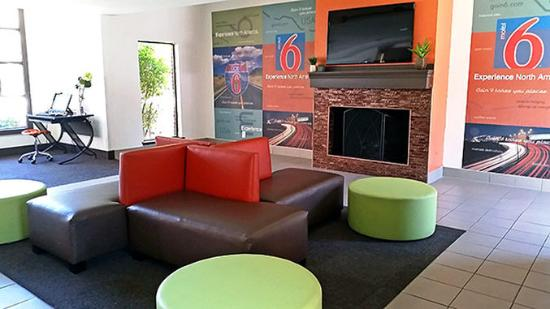 Motel 6 San Antonio Medical Center South: Lobby