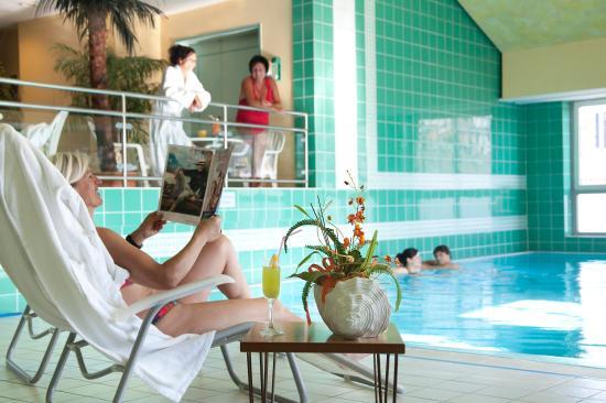 IBB Hotel Passau City Centre: Pool Alle