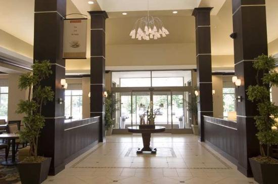 Hilton Garden Inn Baltimore/Arundel Mills: Lobby