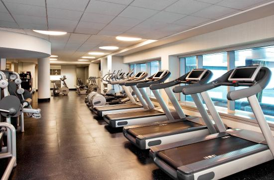 W Hoboken: Fitness Center