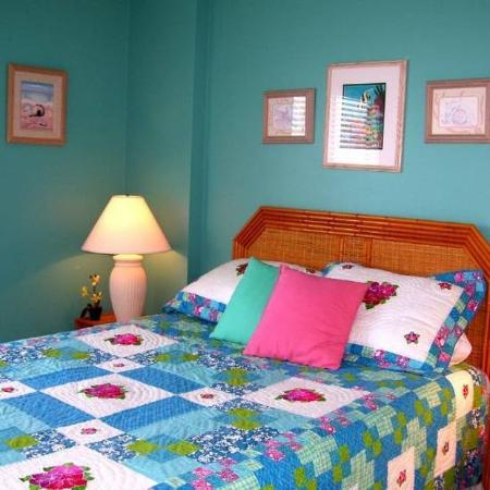 Gulf Shores Surf & Racquet Club: Bedroom