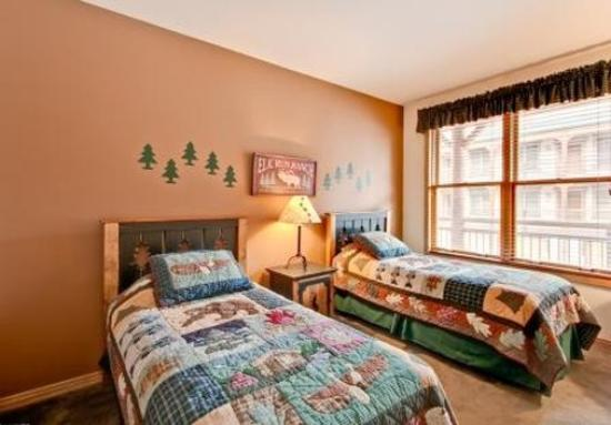 The Corral at Breckenridge: Second Bedroom