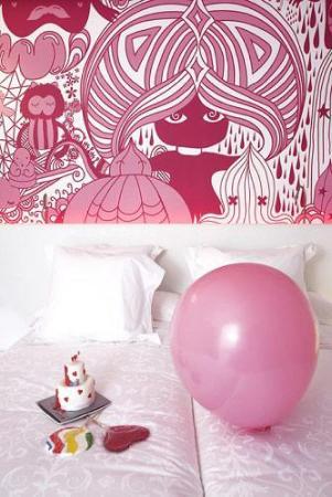 Dormirdcine Hotel: Guest Room
