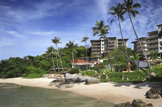 ShaSa Resort & Residences, Koh Samui: BEACH