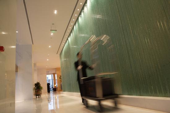 InterContinental Hotel Dalian: Lobby