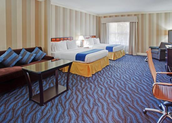 Holiday Inn Express Santa Cruz