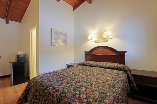 Americas Best Value Inn: One Queen Bed