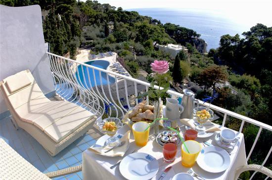 Hotel La Vega: Balcony