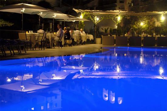 Hotel La Vega: Restaurant