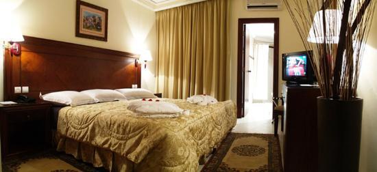 Riad Mogador Gu liz : Mogador Gueliz Tulip Inn Rooms