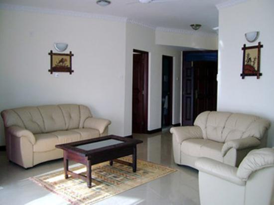 Sunrise Resort Apartments & SPA: Interior