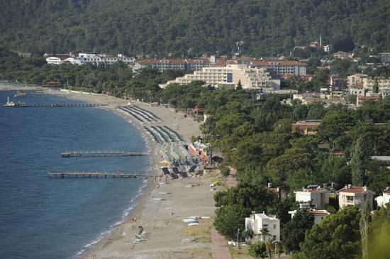 Sultan Beldibi: Beach