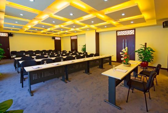 Hanting Express Shenzhen Zhuzilin : -MeetingRoom