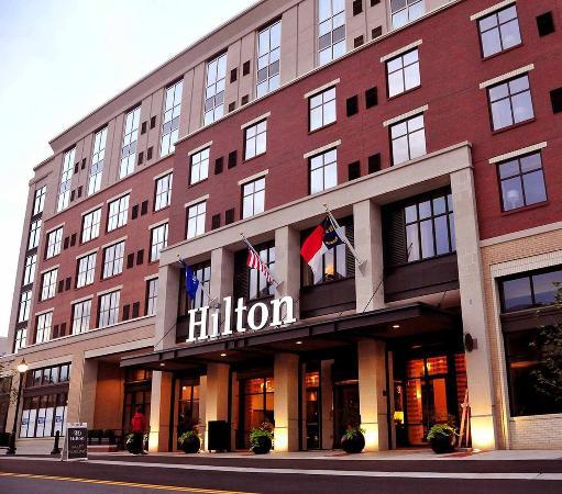 Hilton Asheville Biltmore Park Photo