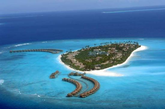 The Sun Siyam Iru Fushi Maldives: Exterior