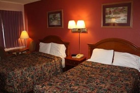 Andrew Johnson Inn: 2 Beds
