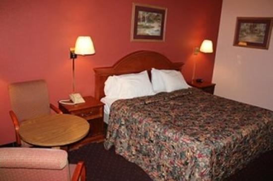 Andrew Johnson Inn: View of Room