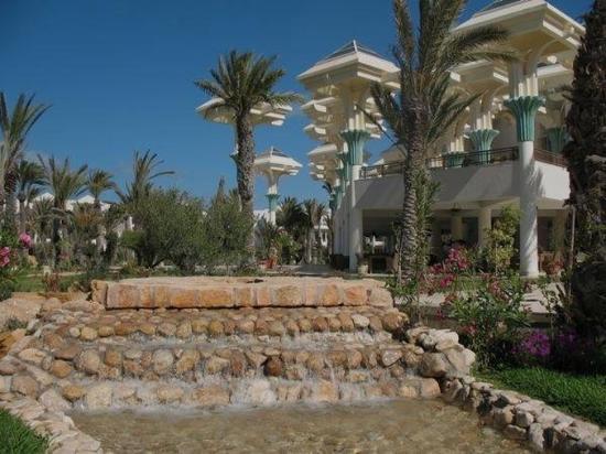 Hasdrubal Prestige Thalassa & Spa Djerba : Facade
