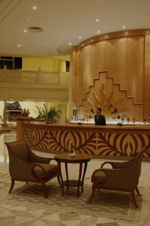 Hasdrubal Prestige Thalassa & Spa Djerba : Desk