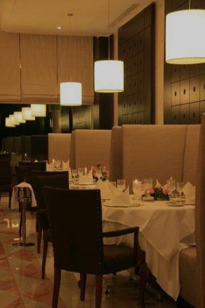 Hasdrubal Prestige Thalassa & Spa: Restaurant