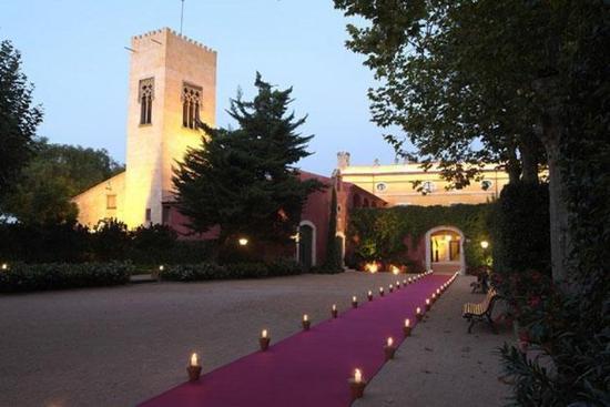 Hotel Mas la Boella: Garden