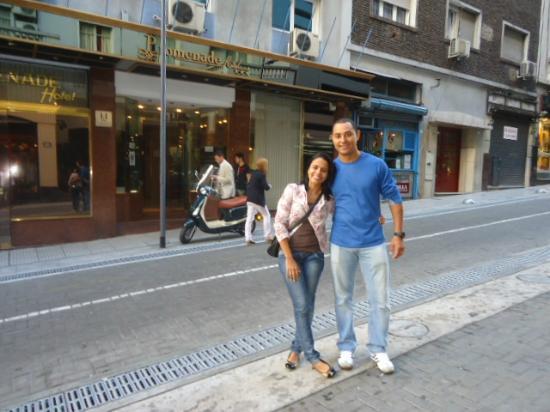 Hotel Promenade: entrada