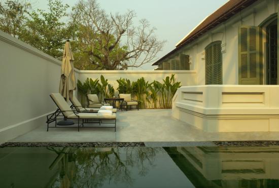 Amantaka : Mekong Suite Pool