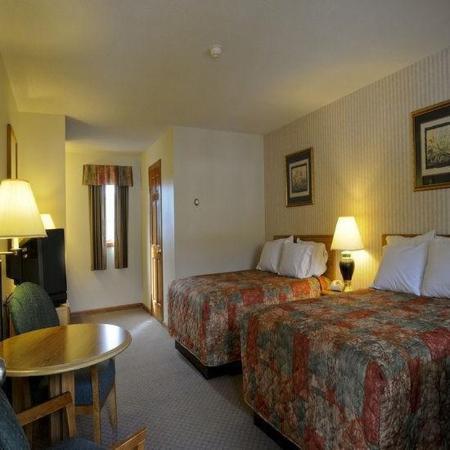 Woodward's Resort: Interior