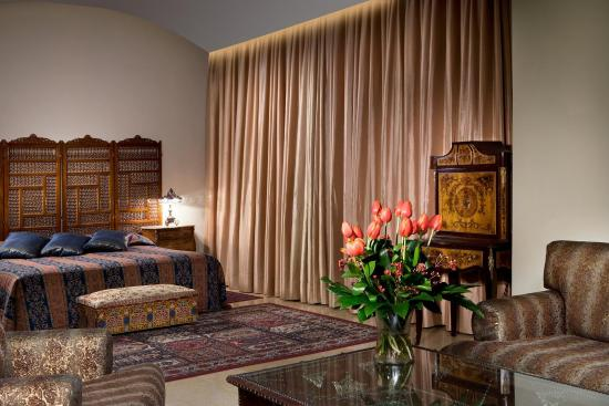 Mount Zion Hotel: Guest Room