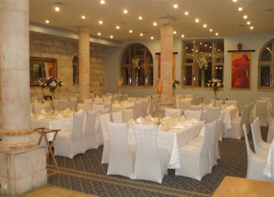 ماونت زيون هوتل: Restaurant