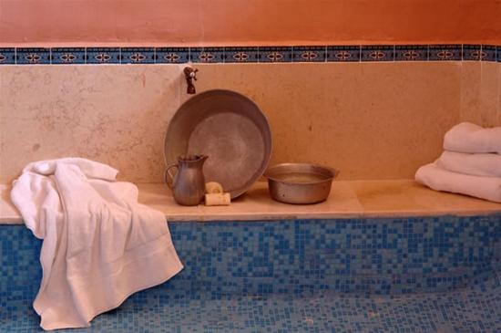 Mount Zion Hotel: Spa