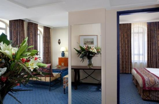 Mount Zion Hotel: Guest Room (OpenTravel Alliance - Guest room)