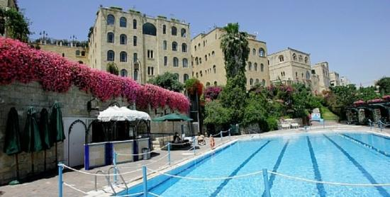 Mount Zion Hotel: Pool (OpenTravel Alliance - Pool view)
